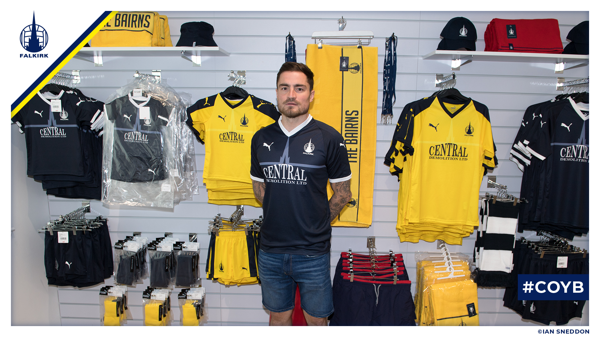Come along to The Falkirk ...  sc 1 st  Falkirk Football Club & FALKIRK FC DOORS OPEN DAY u0026 KIT SALE LAUNCH u2013 Falkirk Football Club